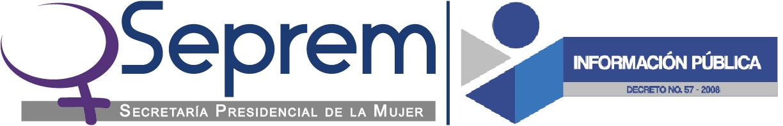 Unidad de Información Publica - SEPREM